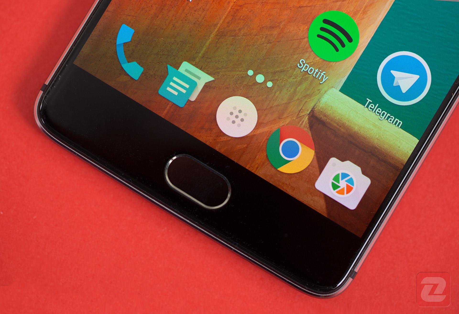 OnePlus 3- Fingerprint