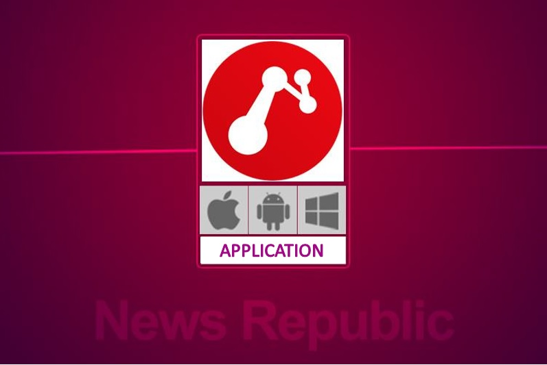 News Republic app