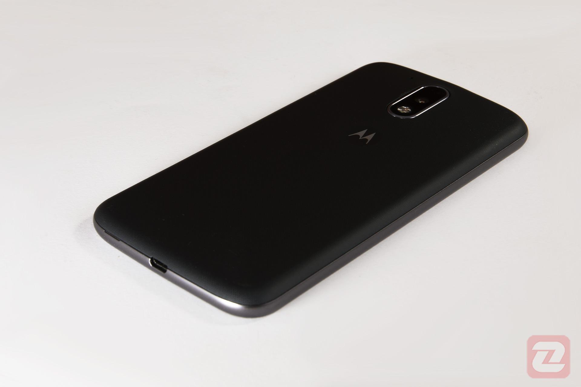 Moto G4 Plus Design