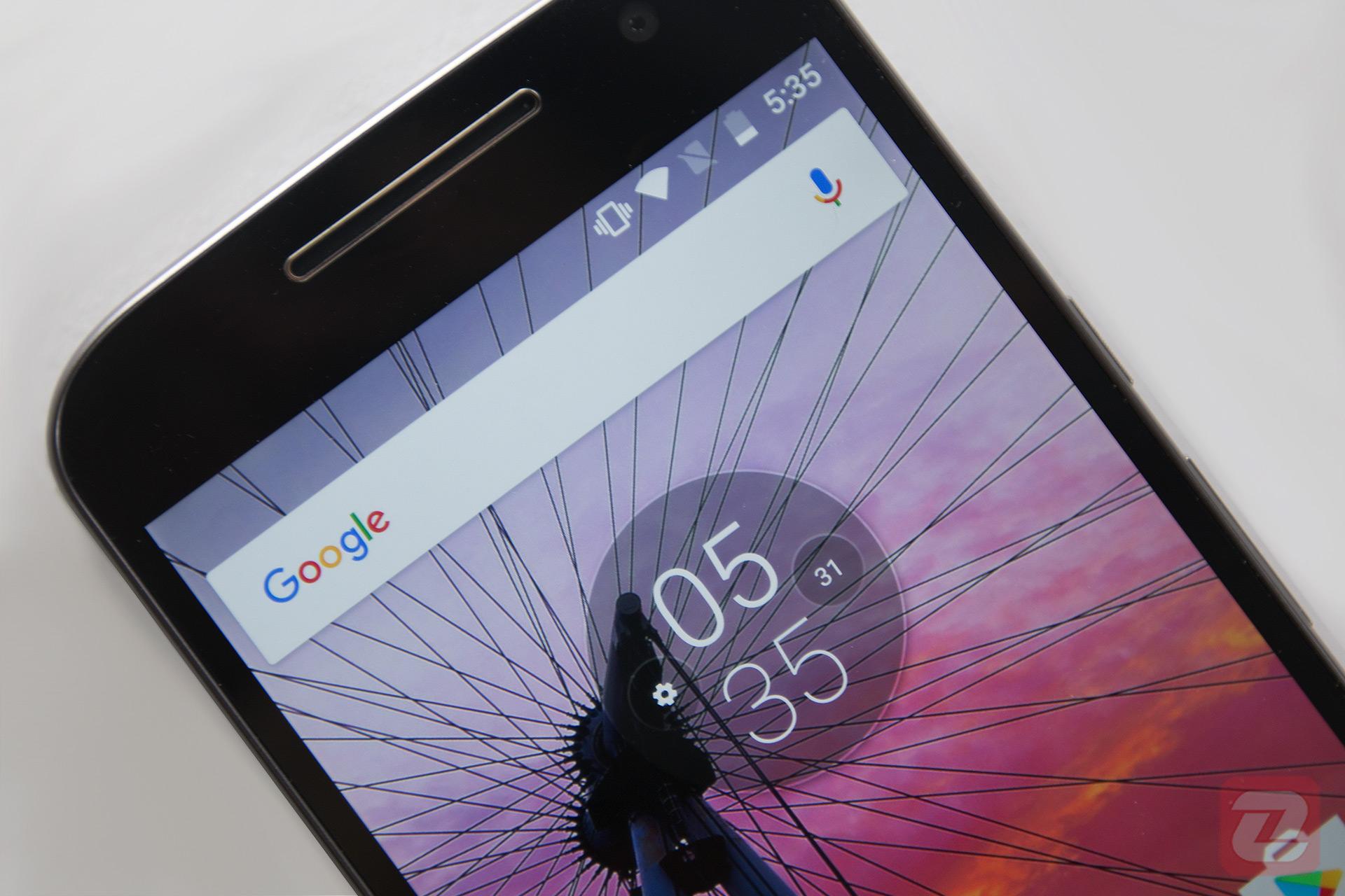 Moto G4 Plus- Speaker