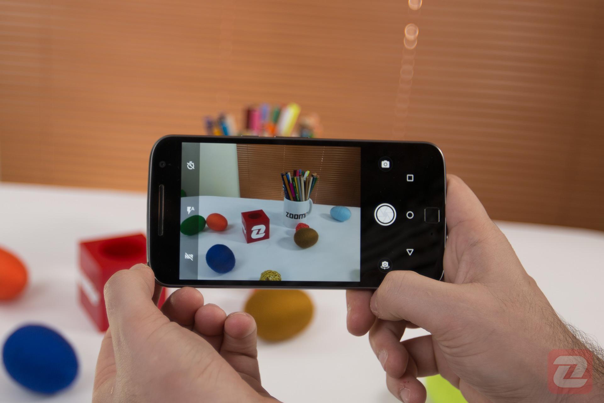 Moto G4 Plus - Camera