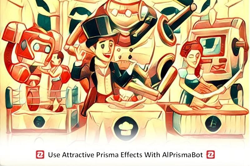 Telegram AlPrismaBot