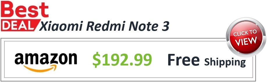 Xiaomi Deal Amazon