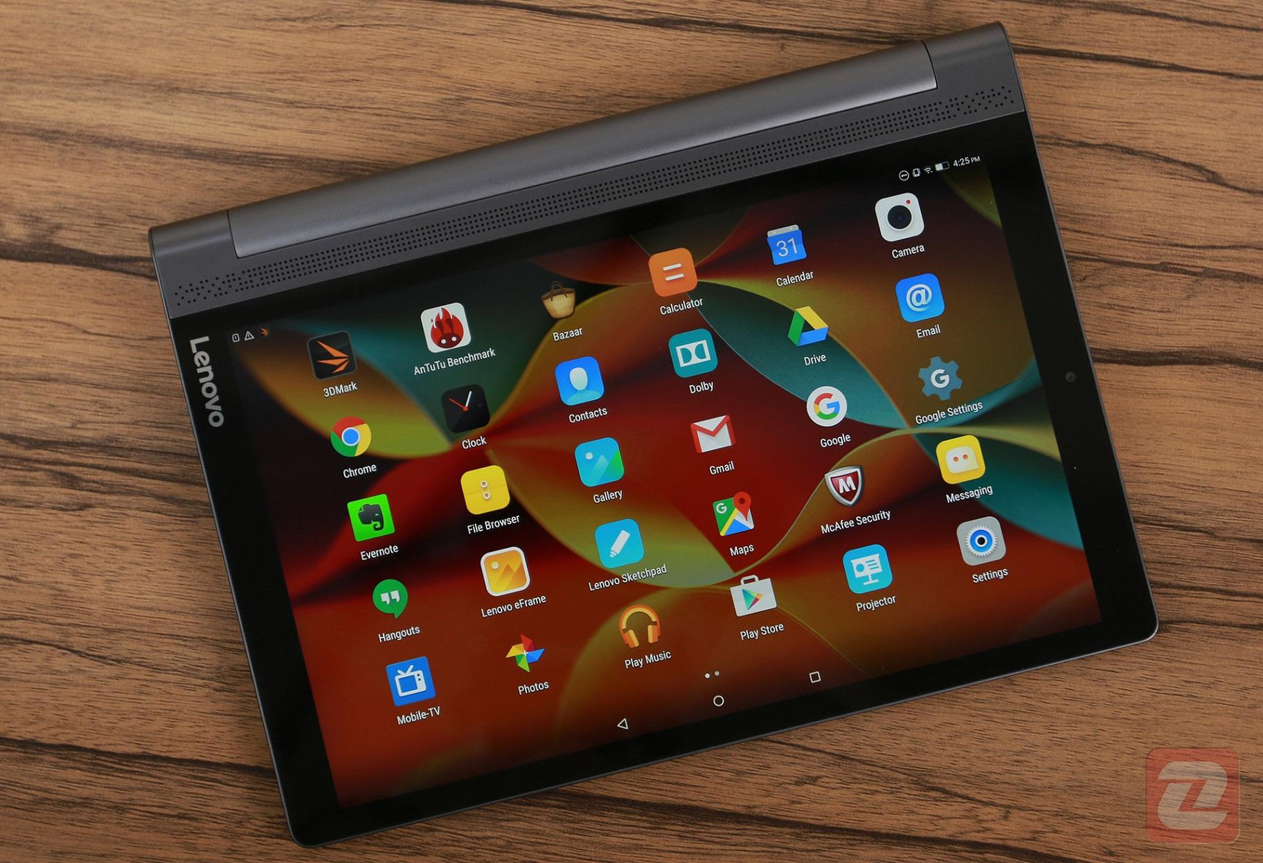 Yoga Tab 3 Pro - Software