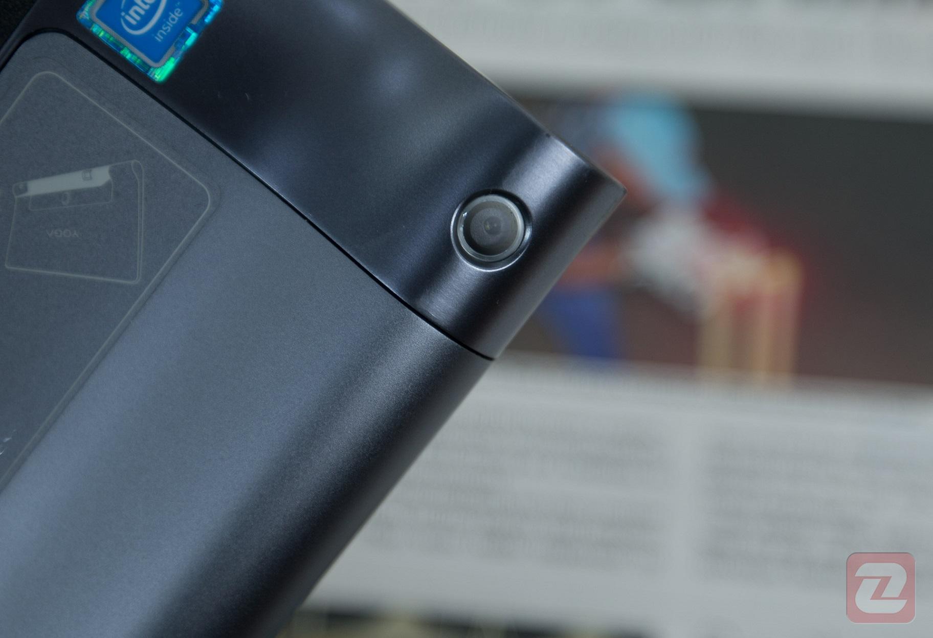 Yoga Tab 3 Pro - Camera