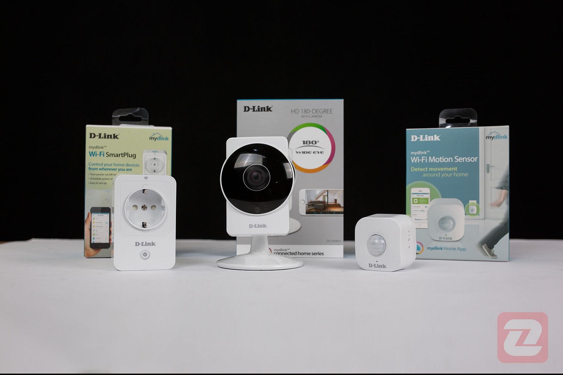 Smart Home DLink