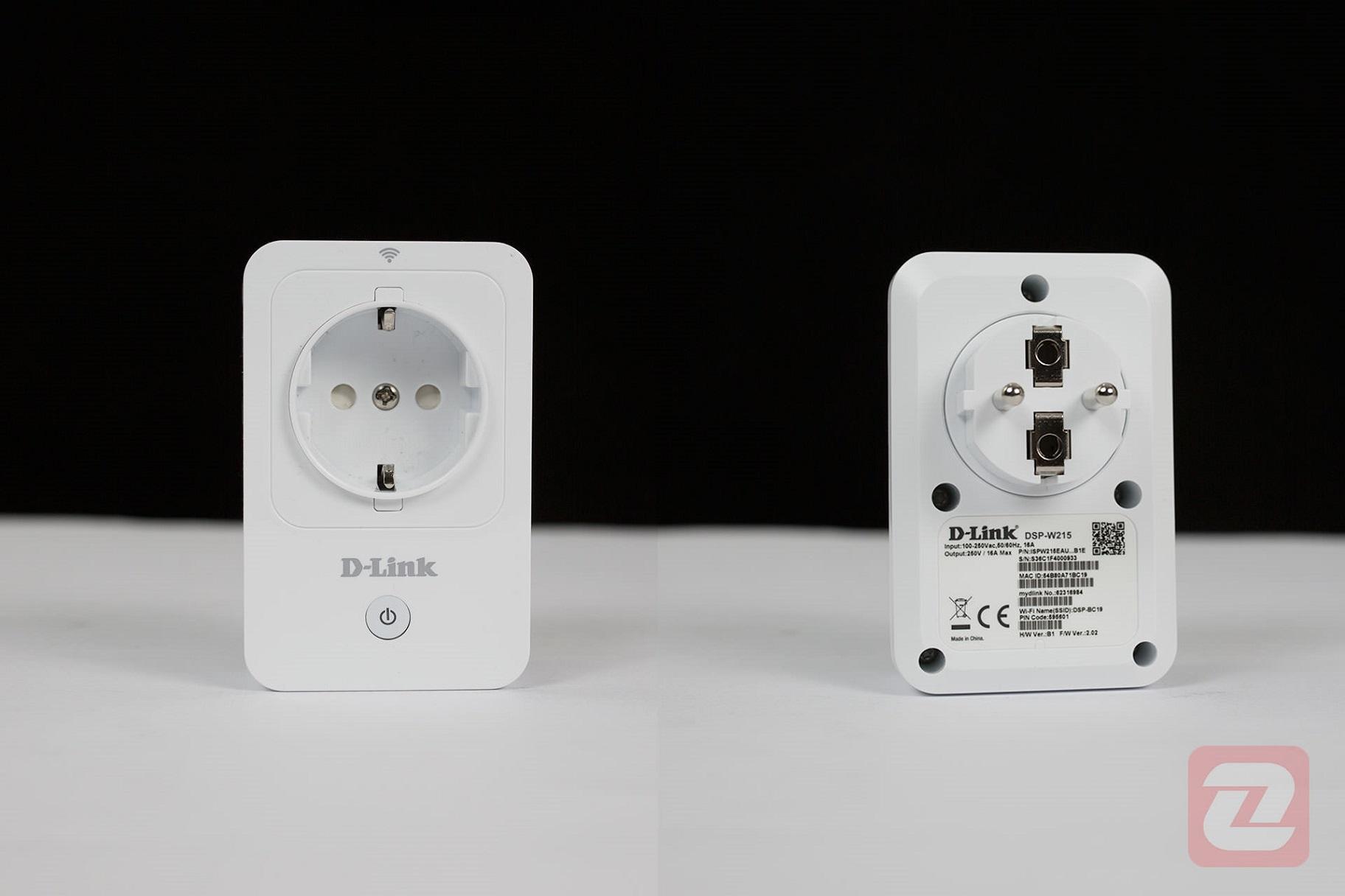 Wi-Fi SmartPlug Socket