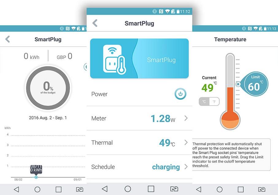 Smart Plug Setup Process