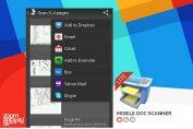 Mobile Doc Scanner app