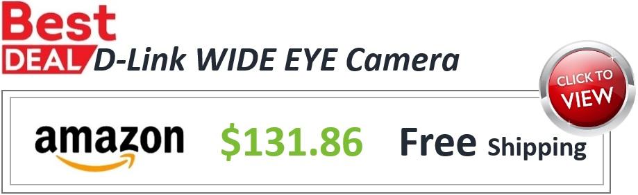 Wide EYE Camera Deal