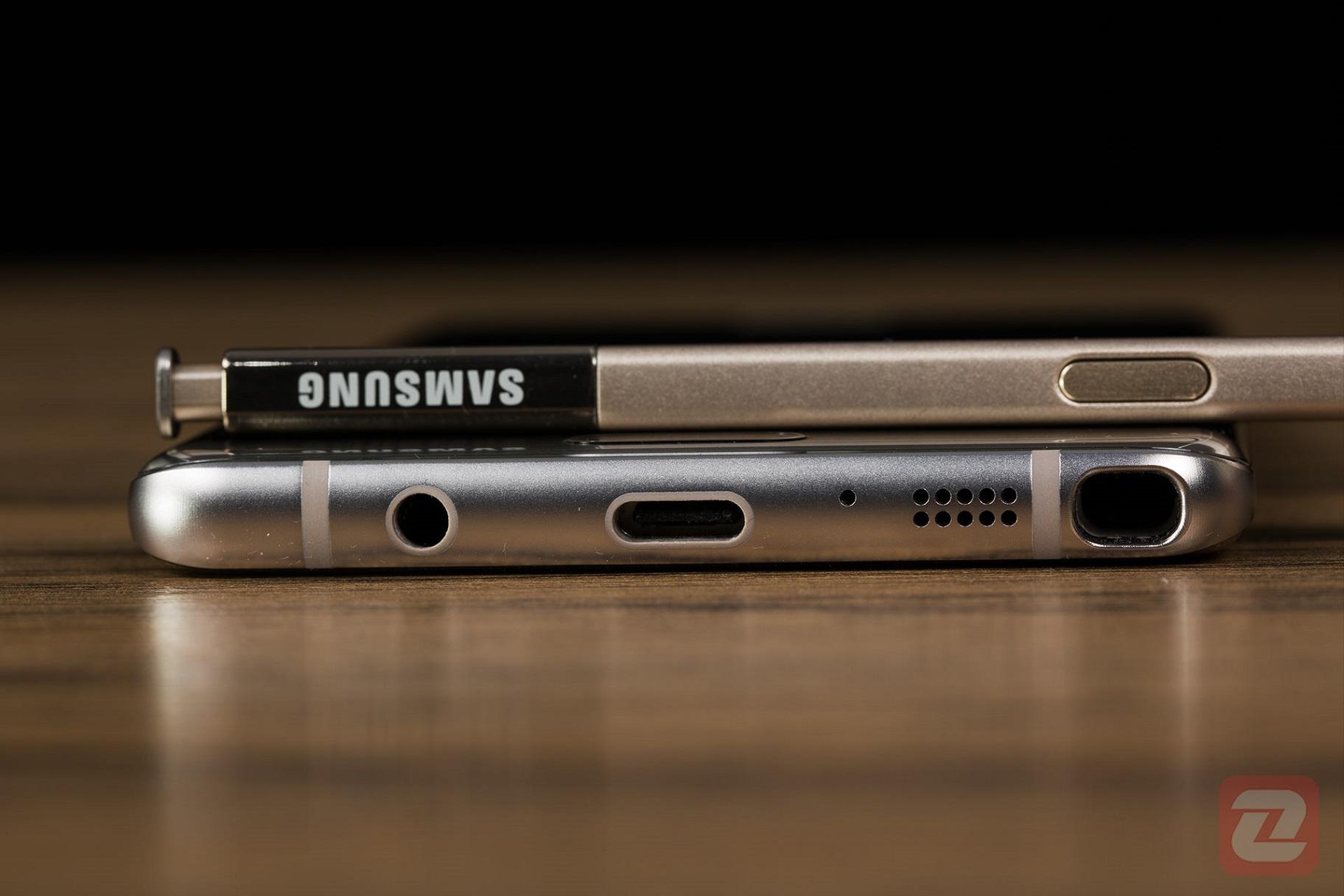 Galaxy Note 7 - Speakers