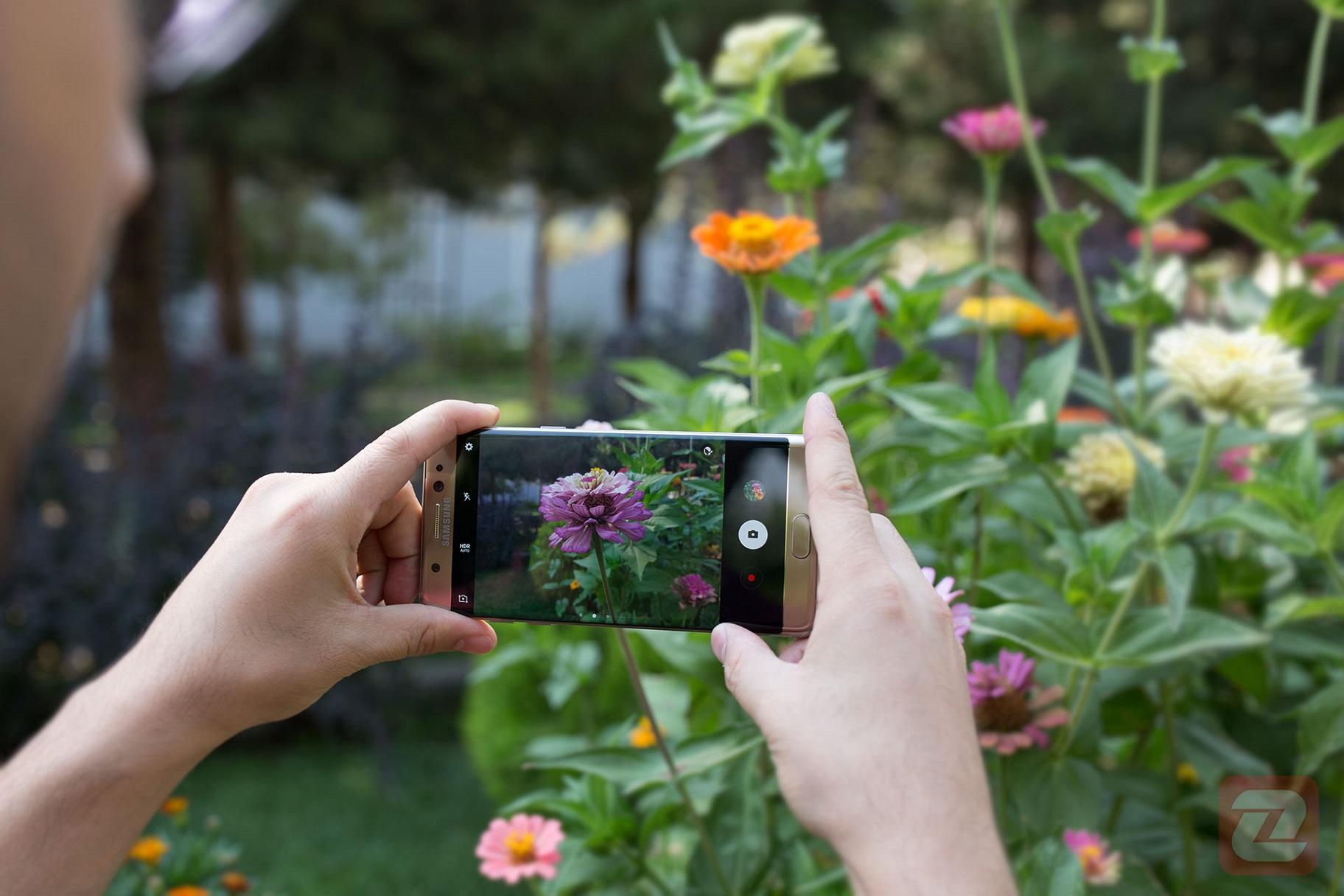 Galaxy Note 7 - Camera