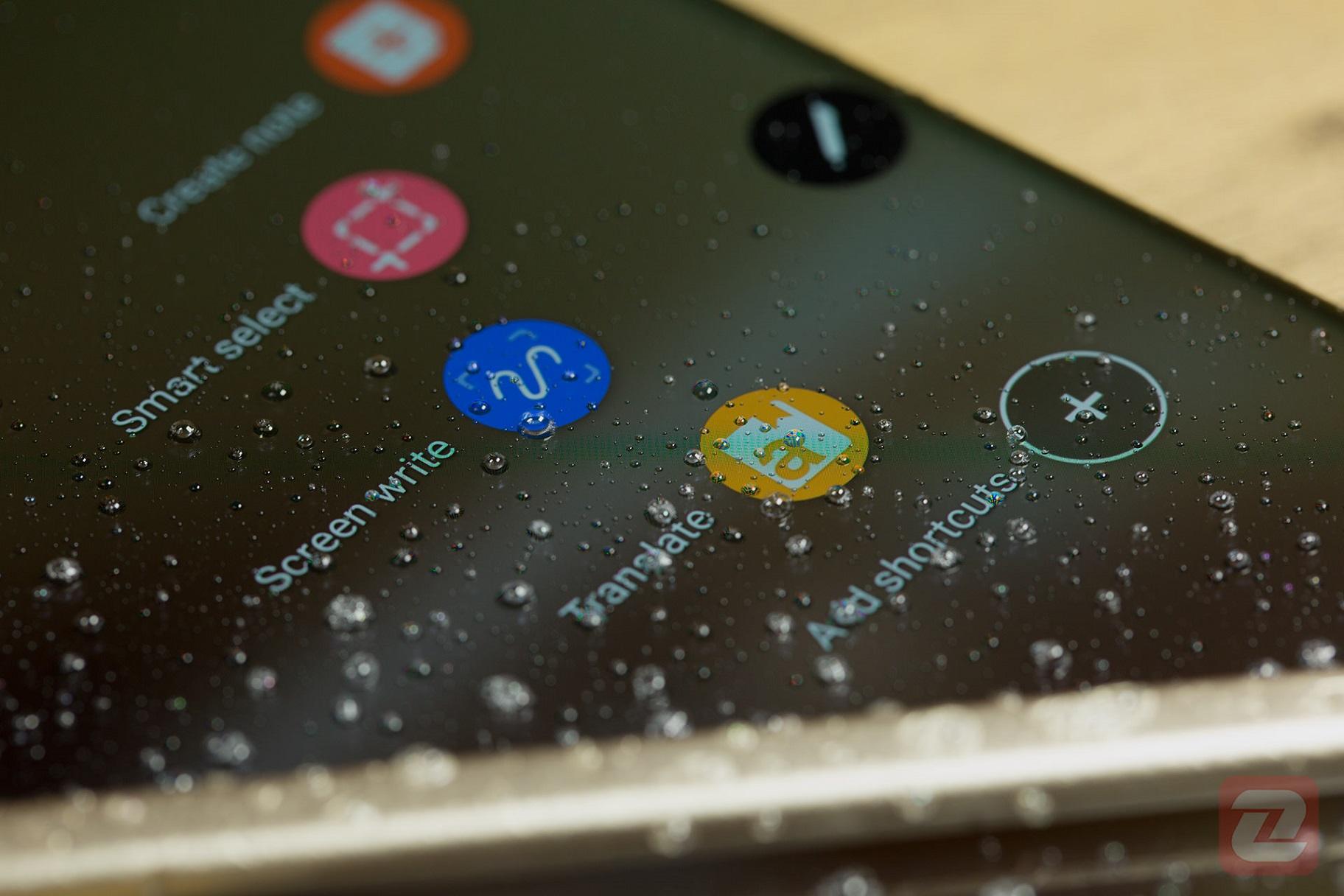 Galaxy Note Design
