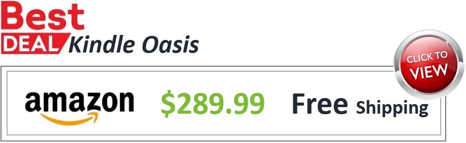 Kindle Oasis Deal