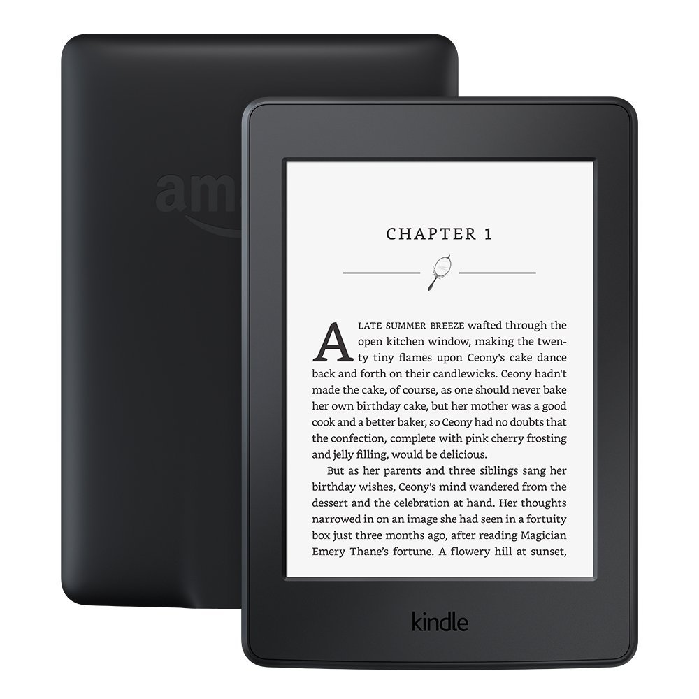 Kindlepaperwhite Ebook