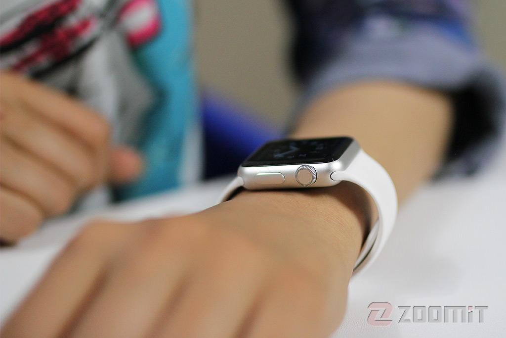 Display Apple Watch