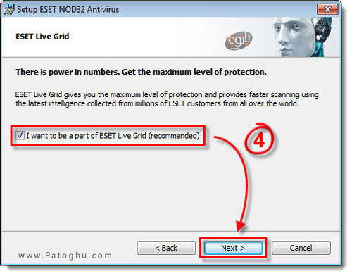 How to Install ESET NOD32-3