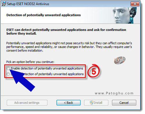 How to Install ESET NOD32-4