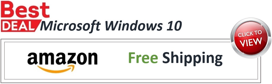 Windows 10 amazon deal