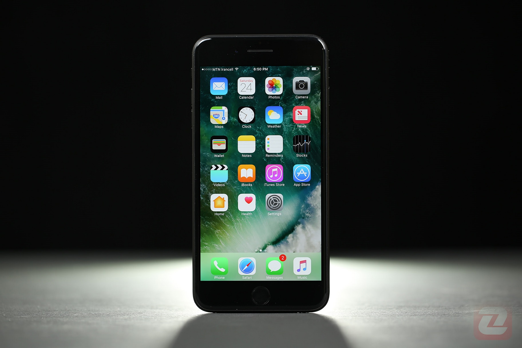 iphone 7 plus display size