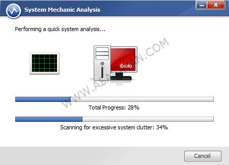 System Mechanic Process