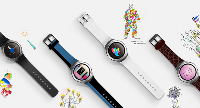 Smartwatch Color Display