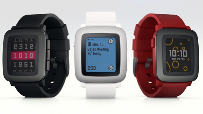 E-Ink Display Smartwatch