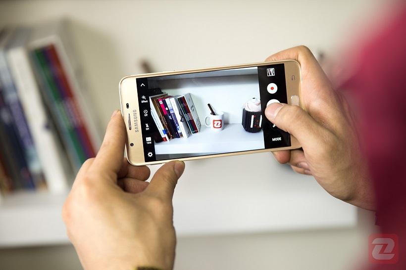 Samsung J7 Prime Camera