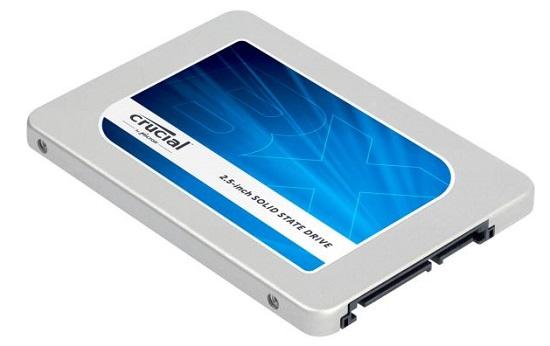 Crucial BX200 480GB SATA III