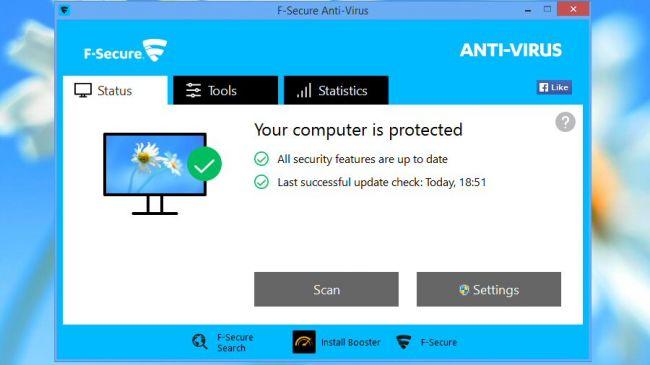 F Secure Antivirus