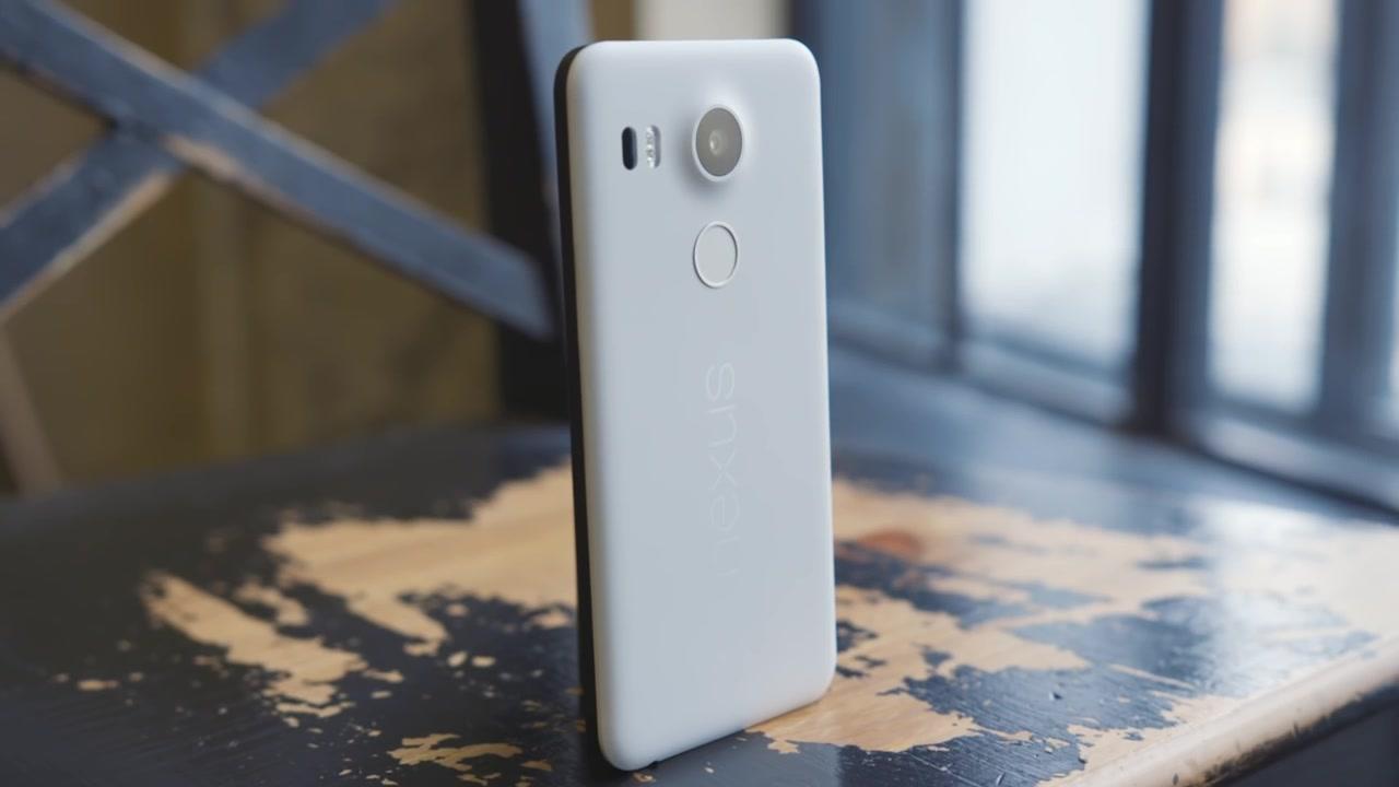 Nexus 5X Design