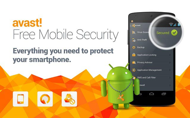 Avast Mobile Antivirus