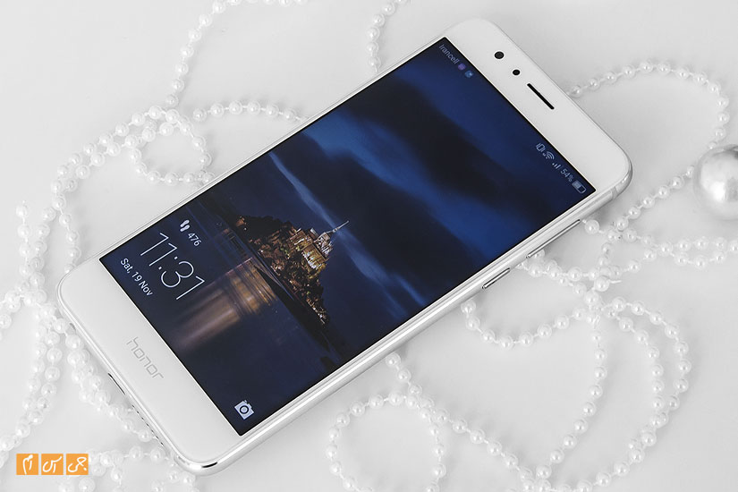 Huawei Honor 8 Design
