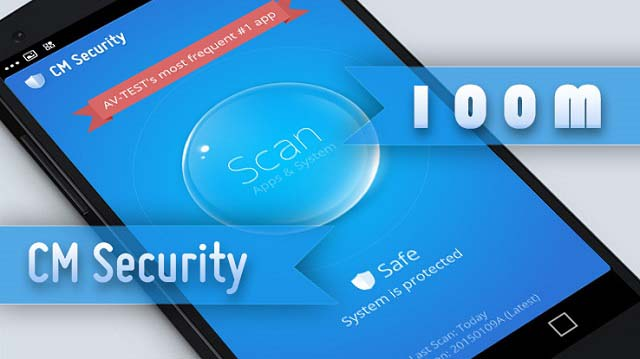 CM Secuirty android