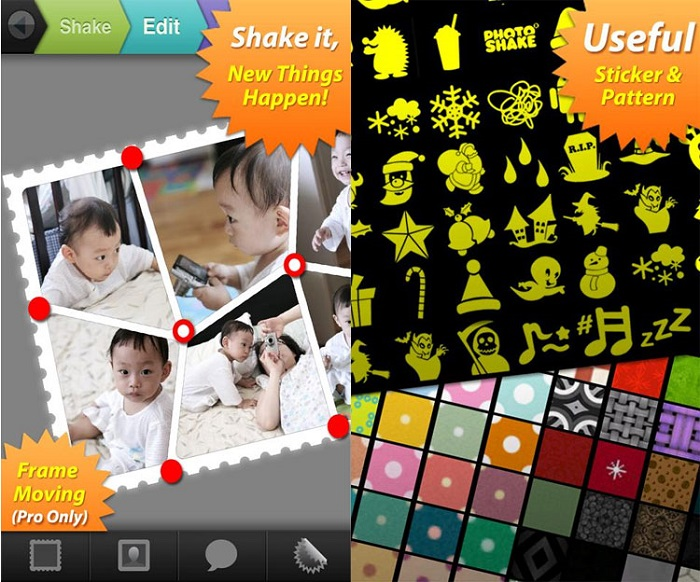 PhotoShake App