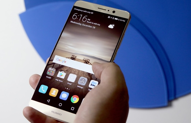 How is Huawei Mate 9