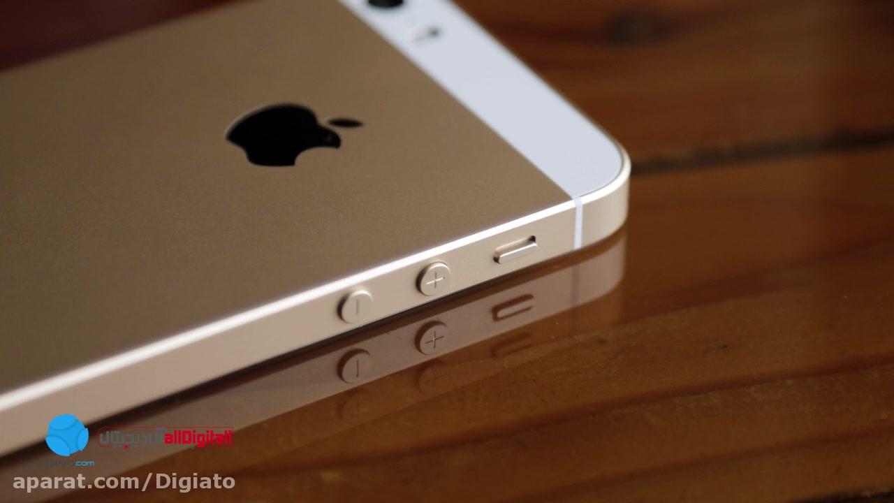 Apple iPhone SE Design