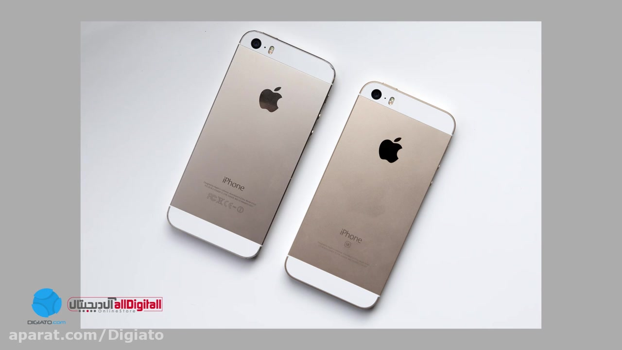 iPhone SE and iphone 5S