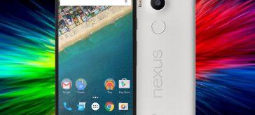 how is nexus 5x