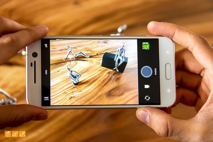 HTC 10 Display