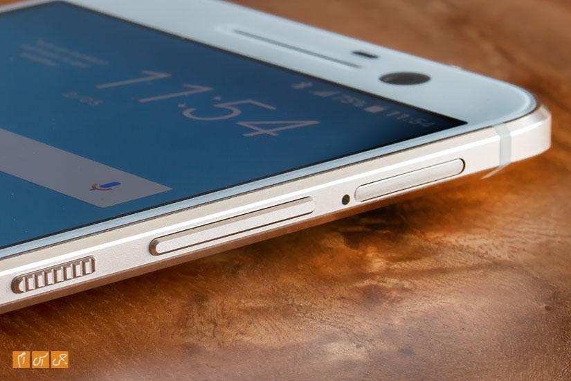 HTC 10 Design