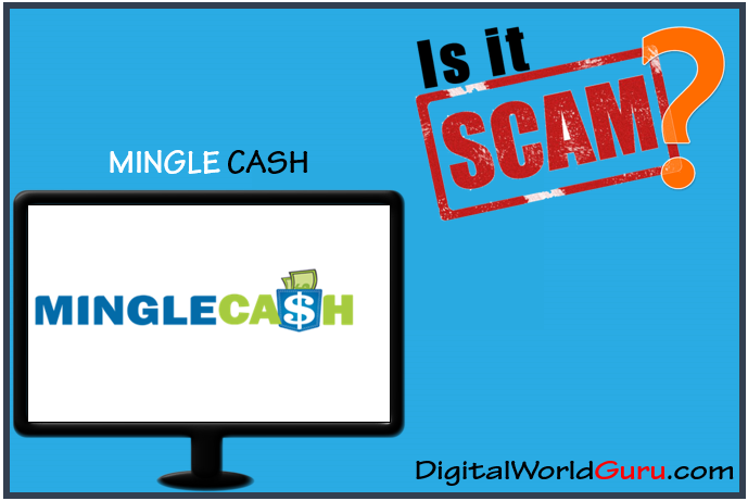 Mingle Cash scam