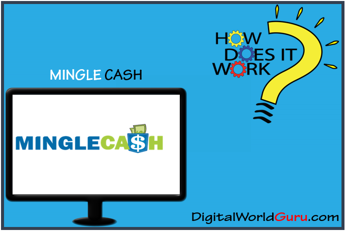 how mingle cash works