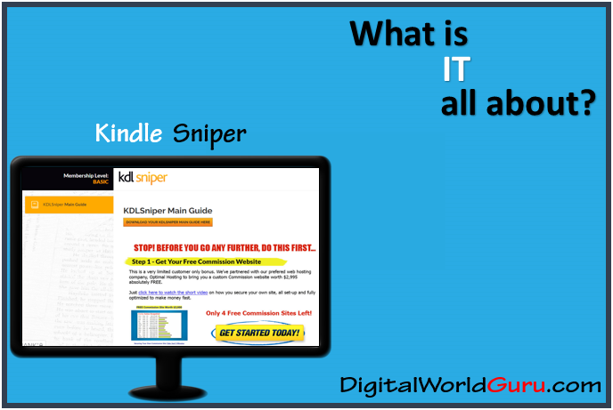 what is kindle sniper
