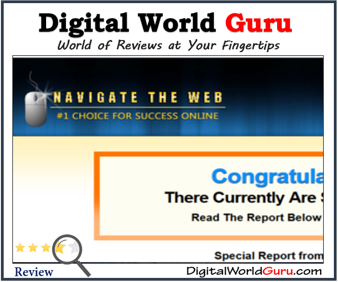 Is Navigate the Web a Scam