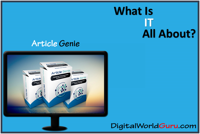 What is the Article Genie