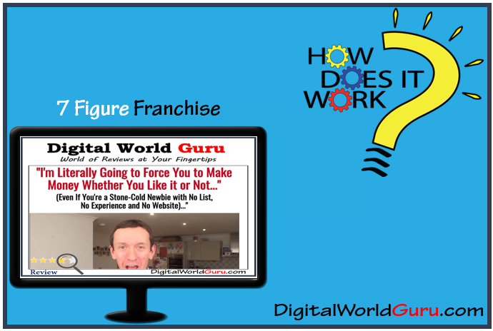how 7 figure franchise works