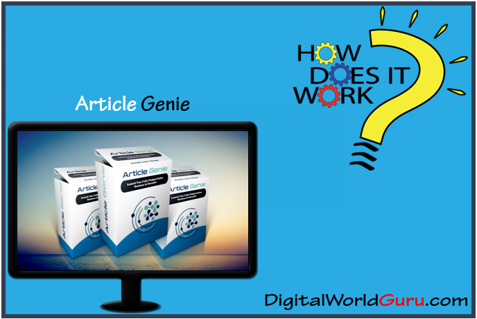 how article genie works