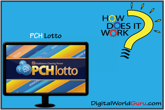 how pch lotto works