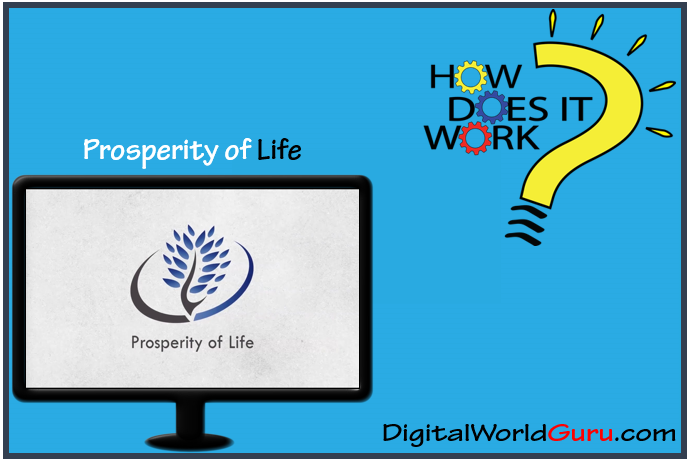 how prosperity of life works